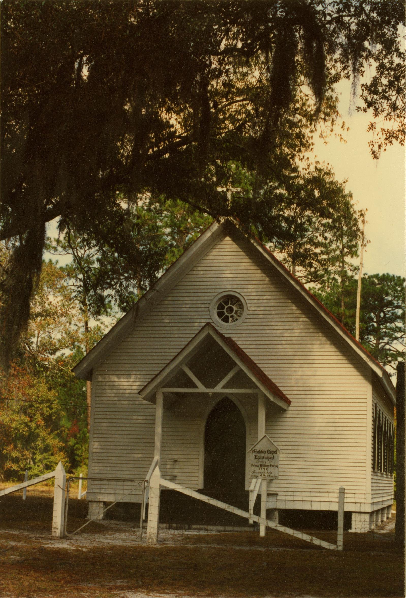 Sheldon Chapel Episcopal