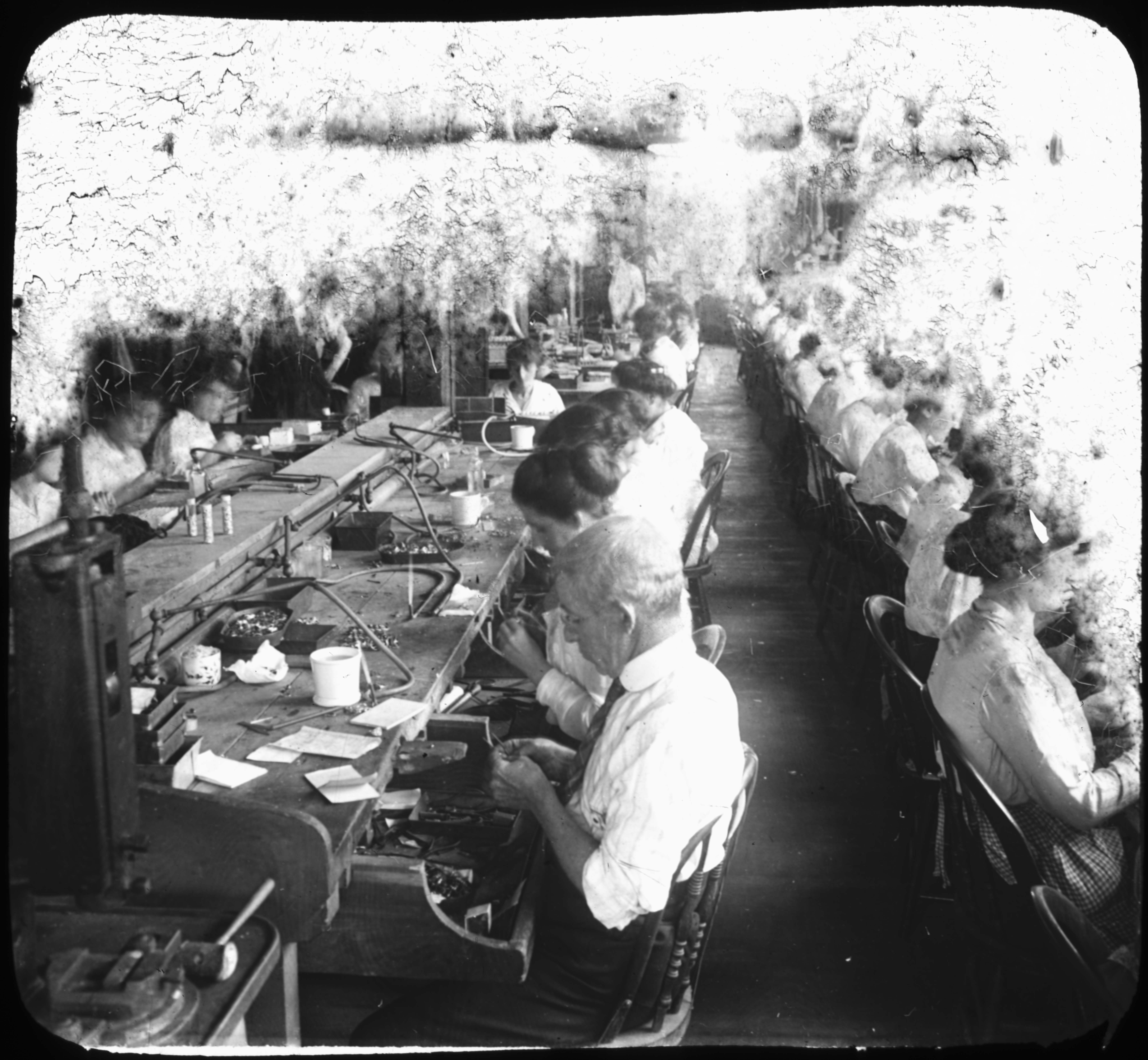 Manufacturing Jewelry, Providence, R.I.
