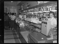 Confectionary Counter in Edward's Dime Store