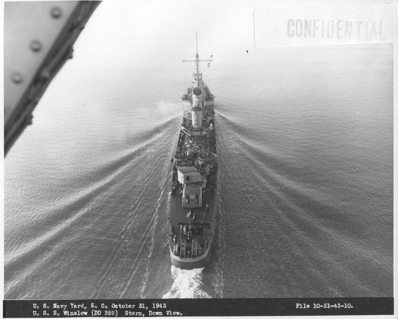 USS Winslow