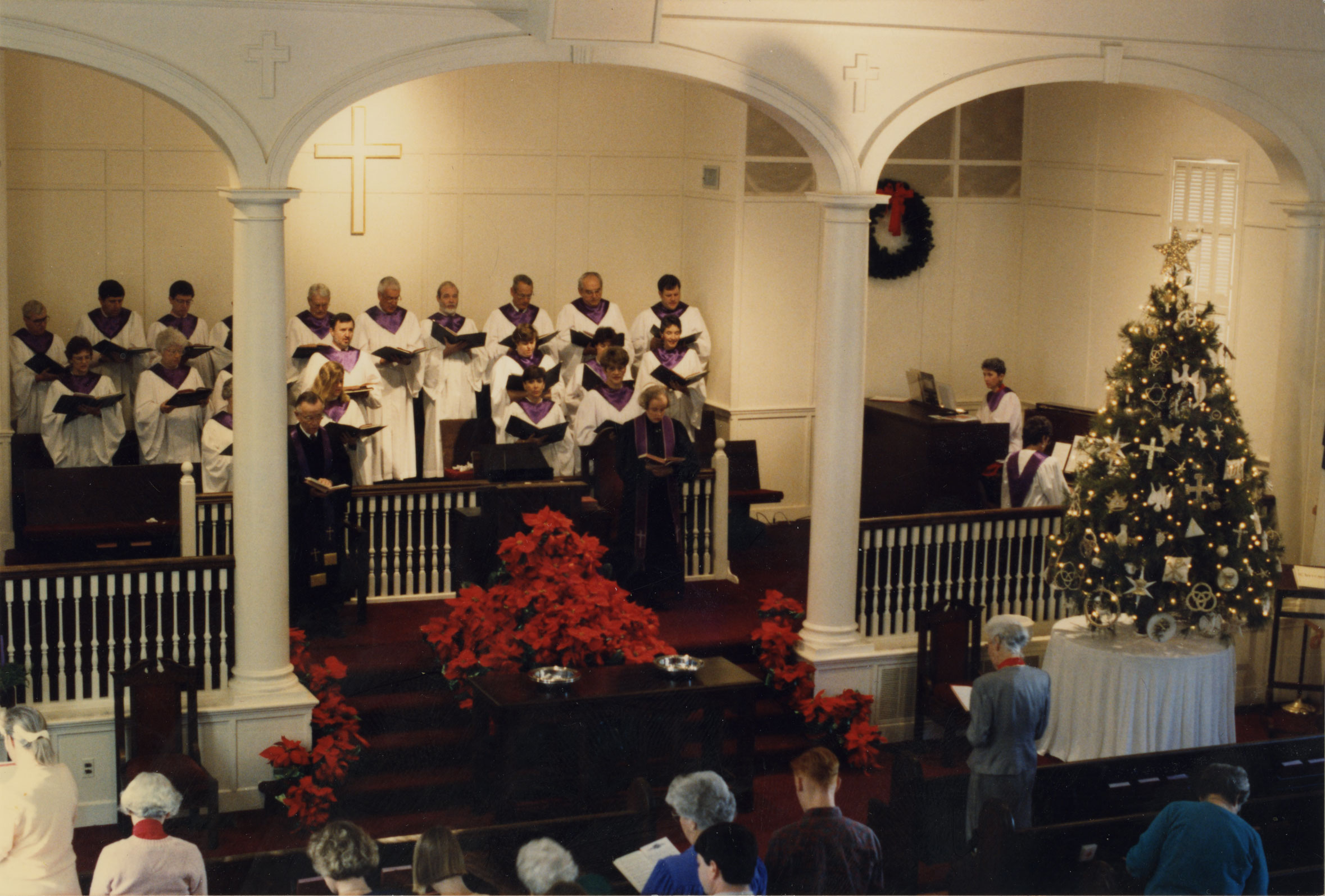 Christmas Choir, First Presbyterian Church, Beaufort, SC