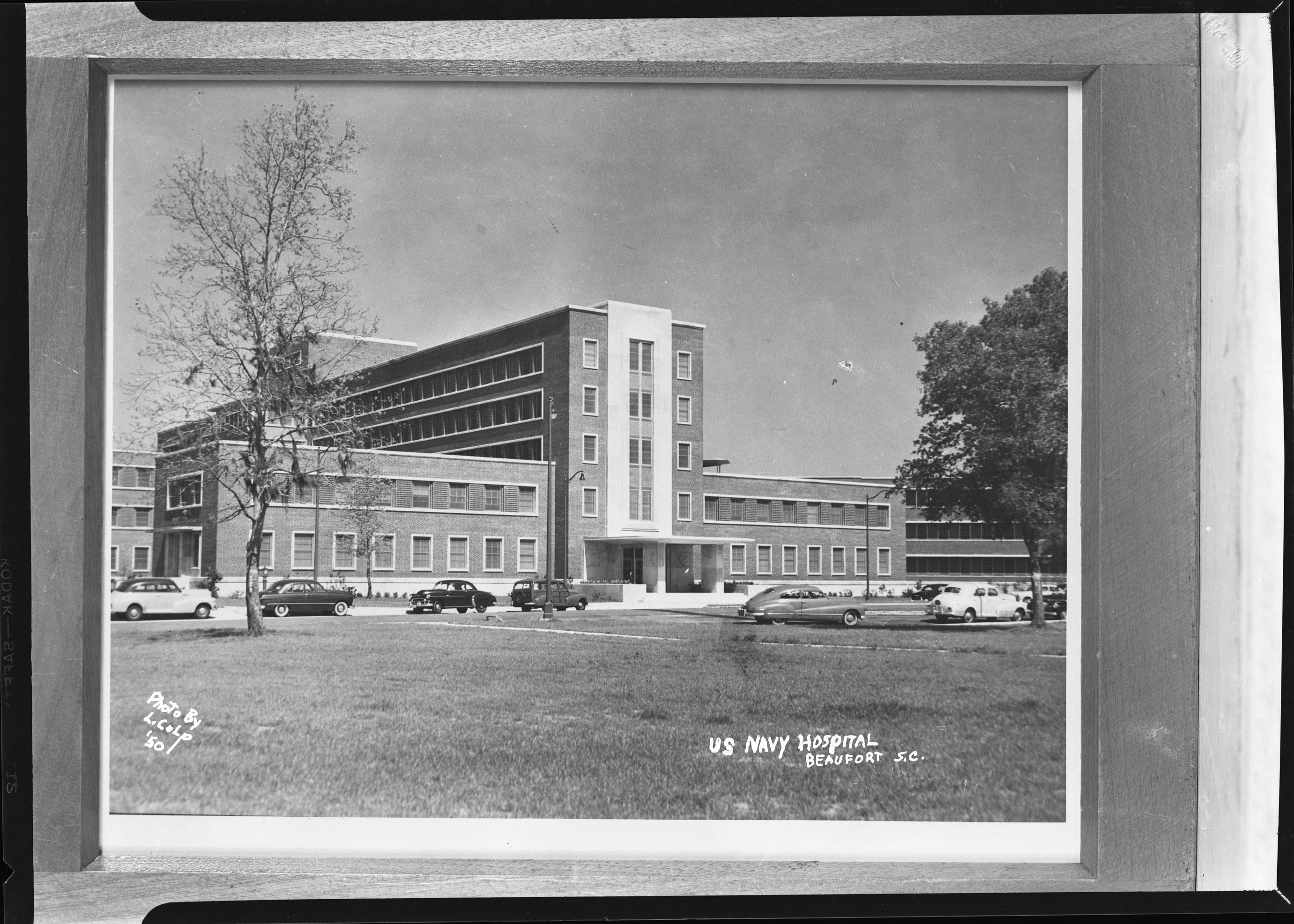U.S Navy Hospital Beaufort, S.C.
