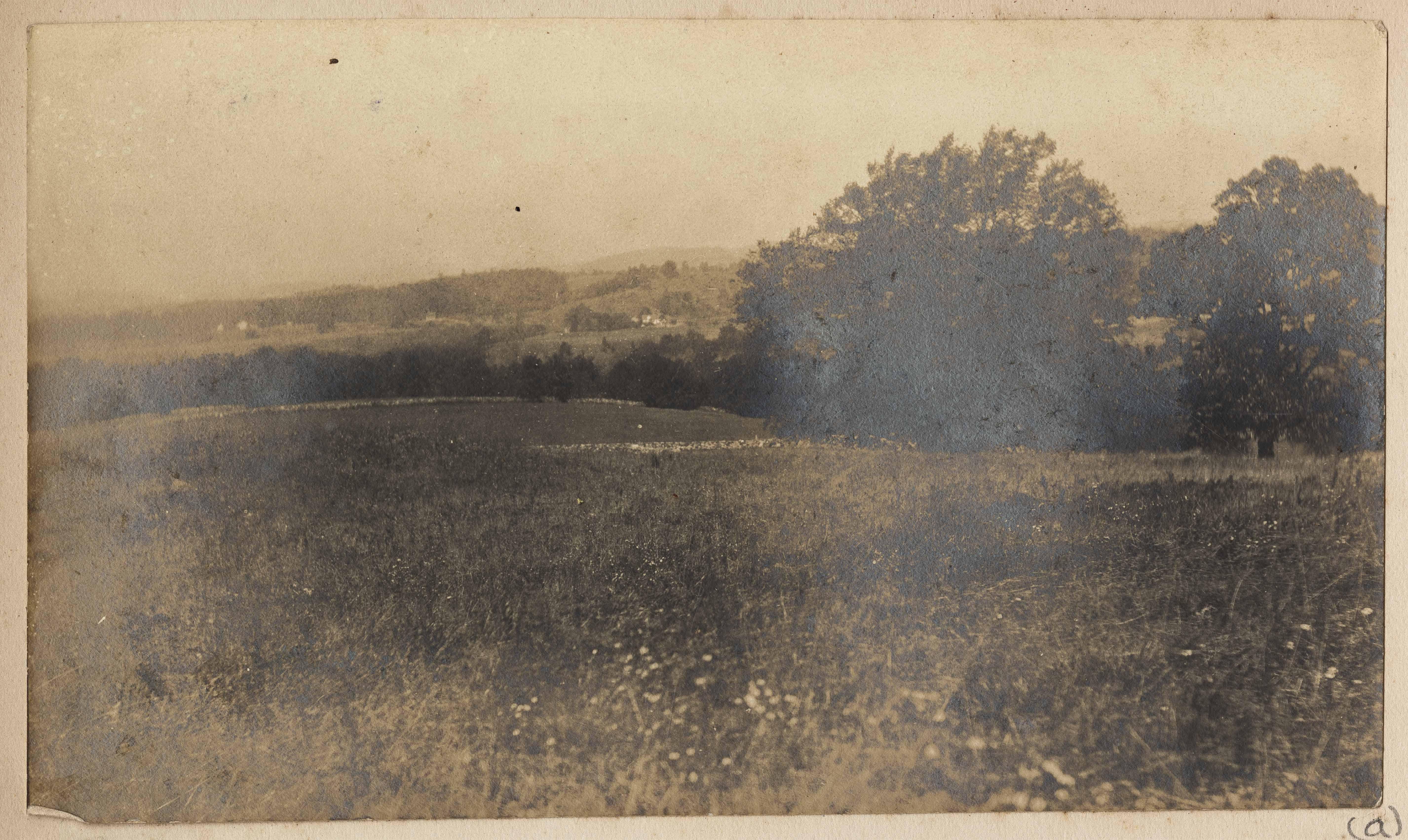 Unidentified field