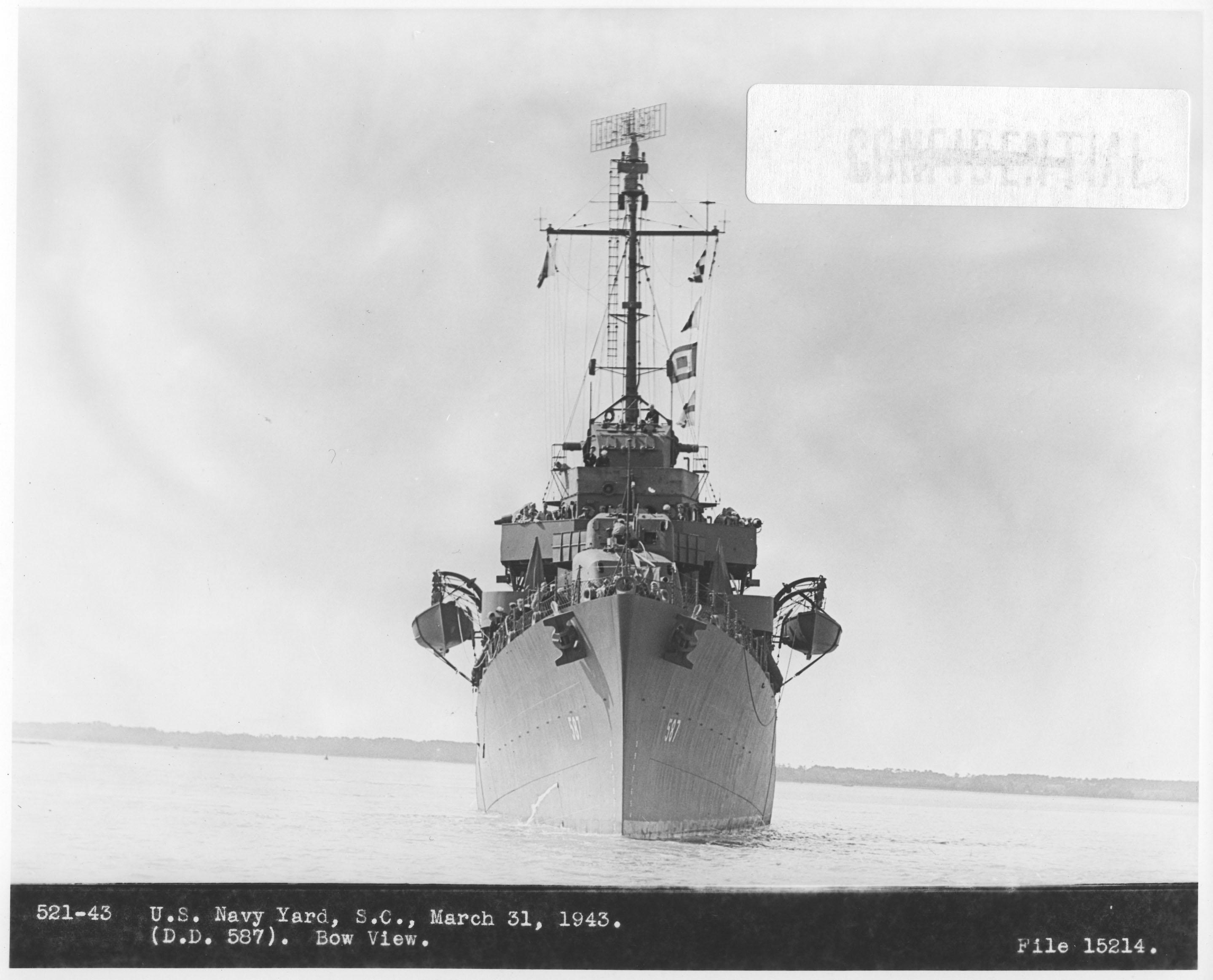 USS Bell