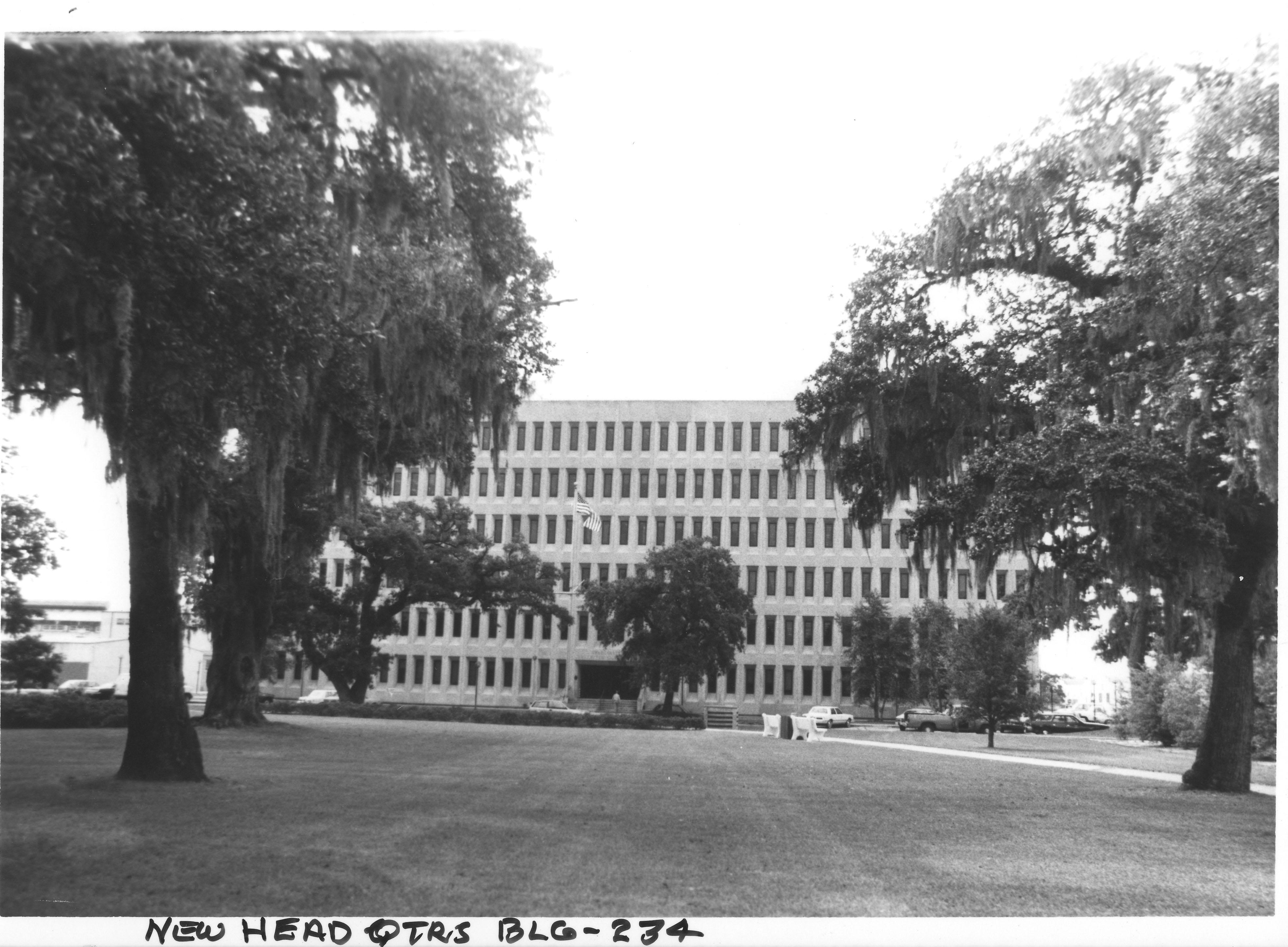 Headquarters Building 234