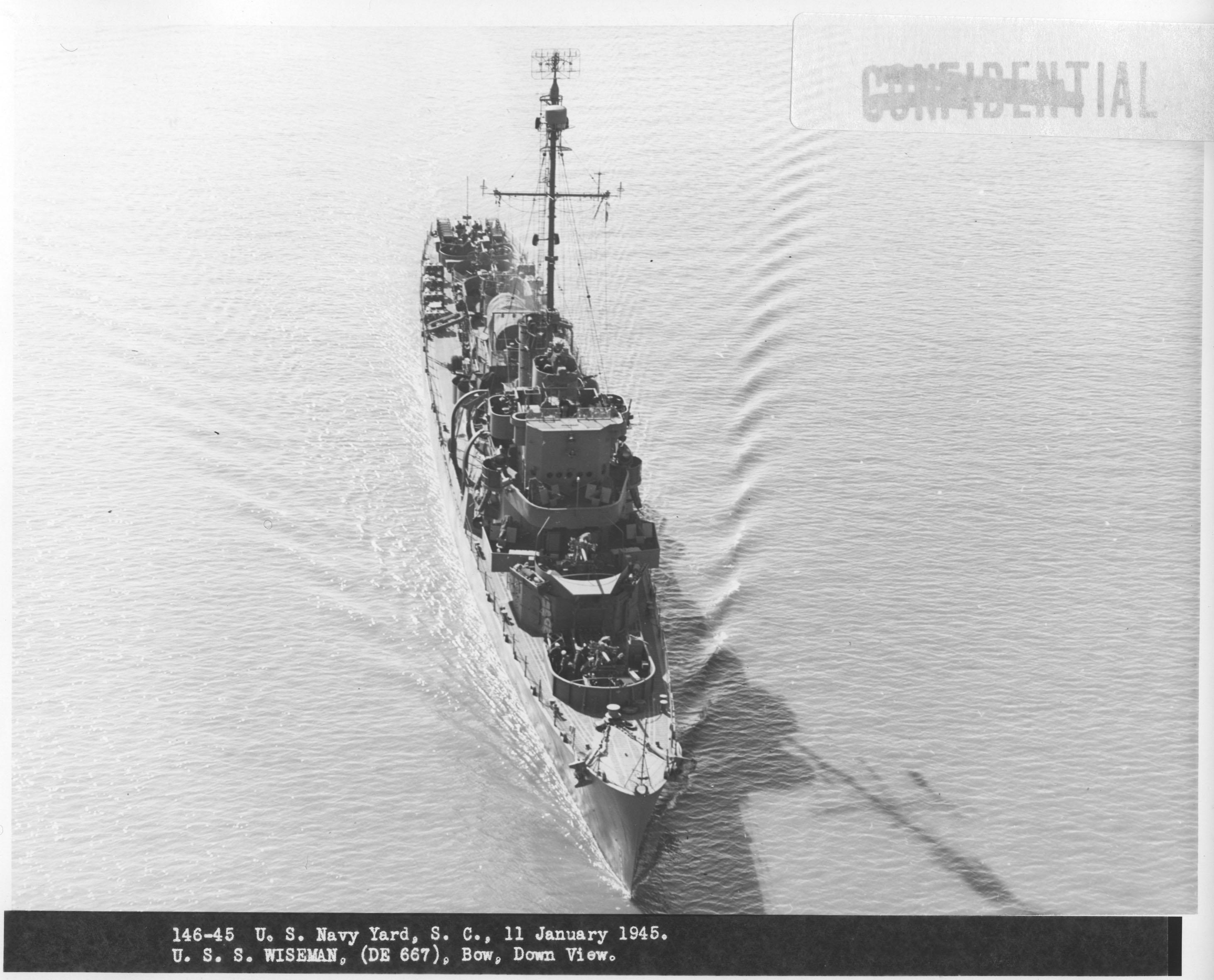 USS Wiseman