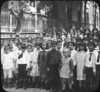 School Children, Rio de Janeiro, Brazil.