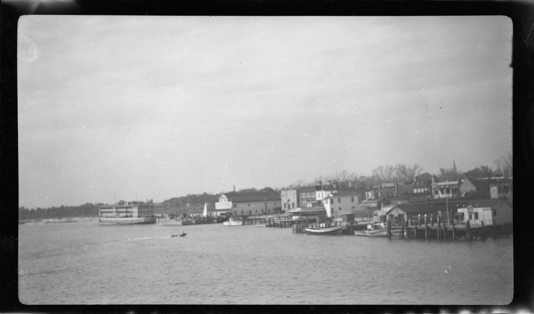 Beaufort Waterfront