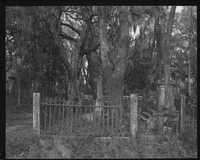 Cemetery at Baynard Mausoleum