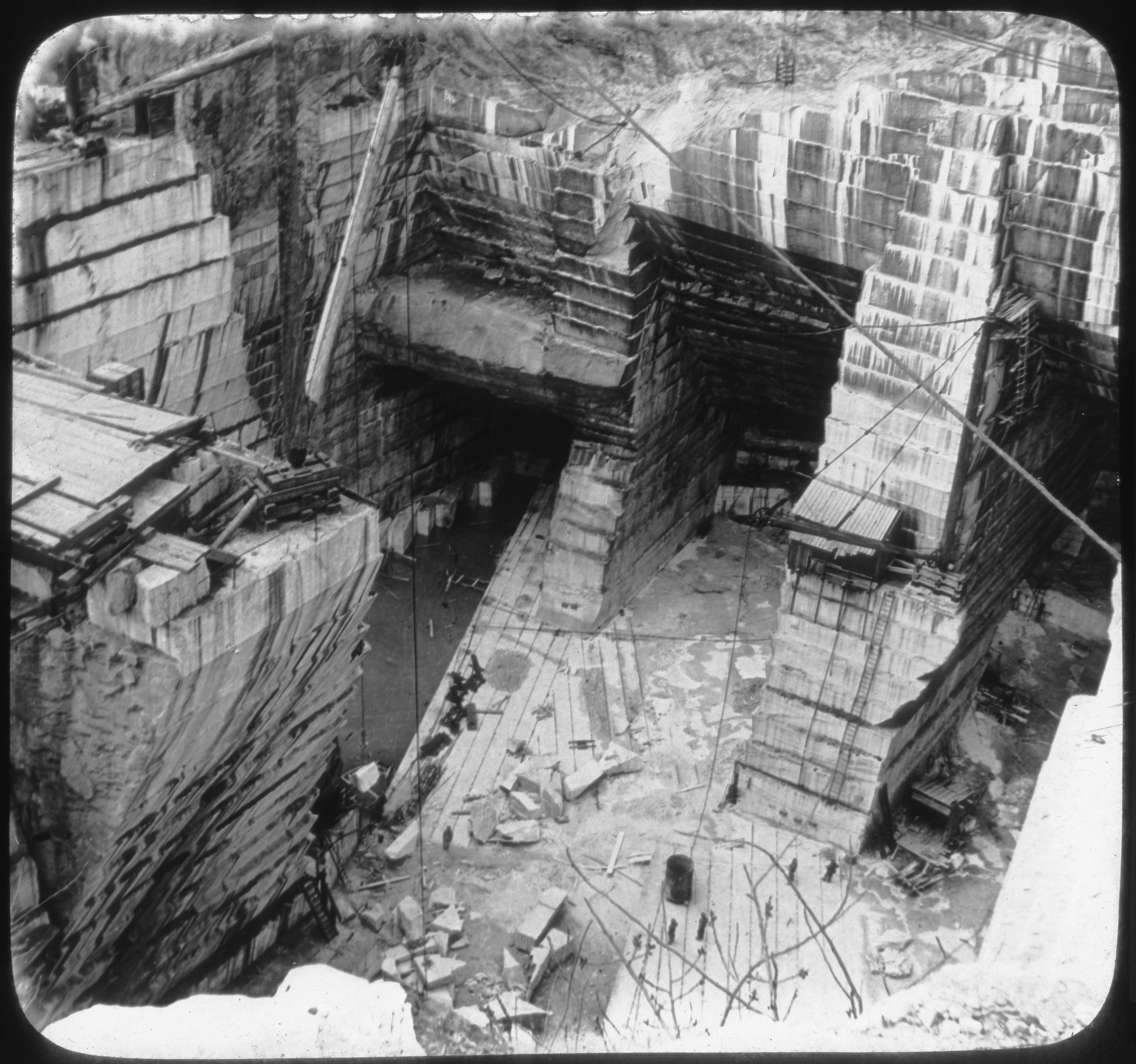 Marble Quarry, Proctor, Vt.