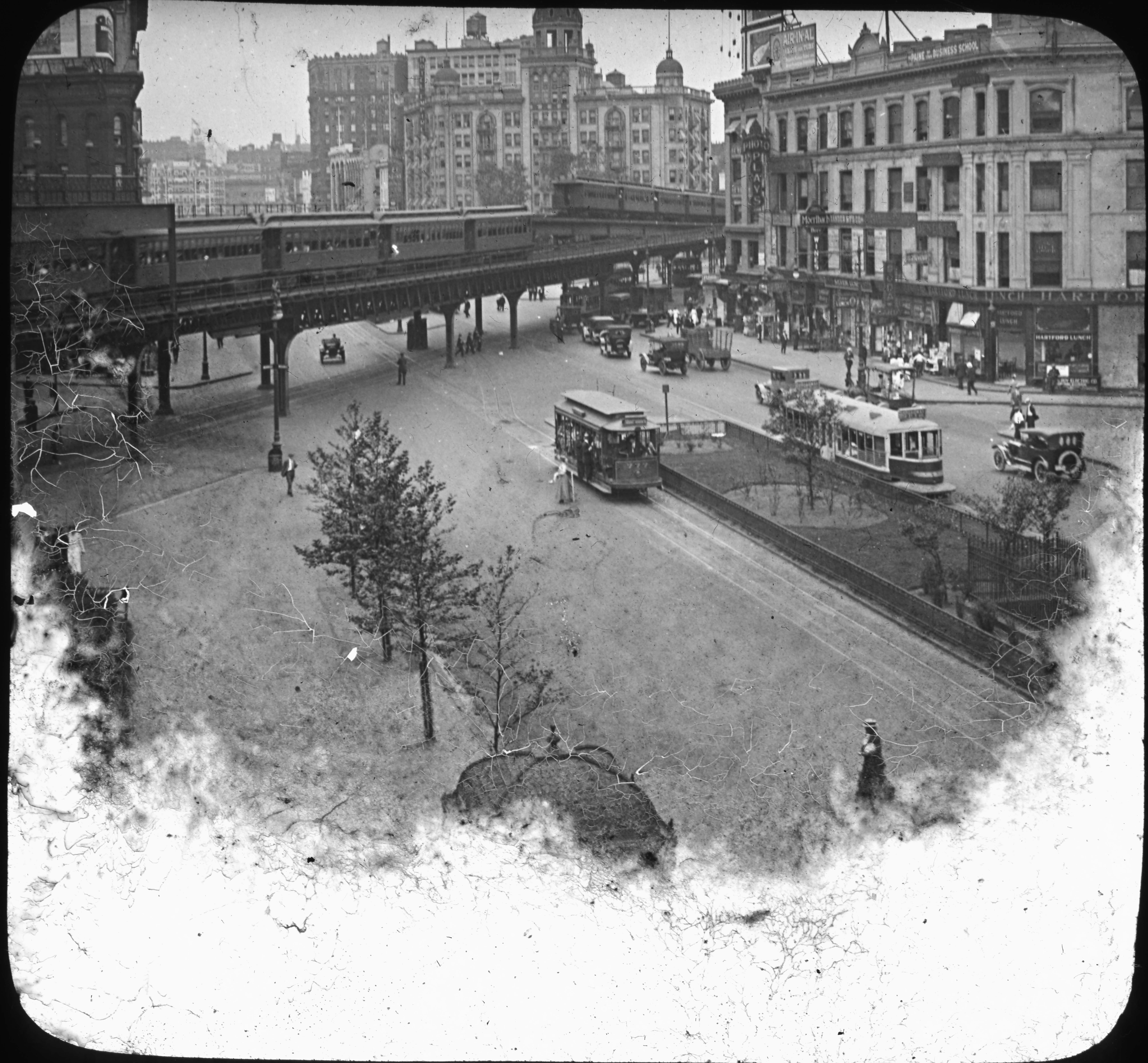 Many Forms of Transportation, New York City.
