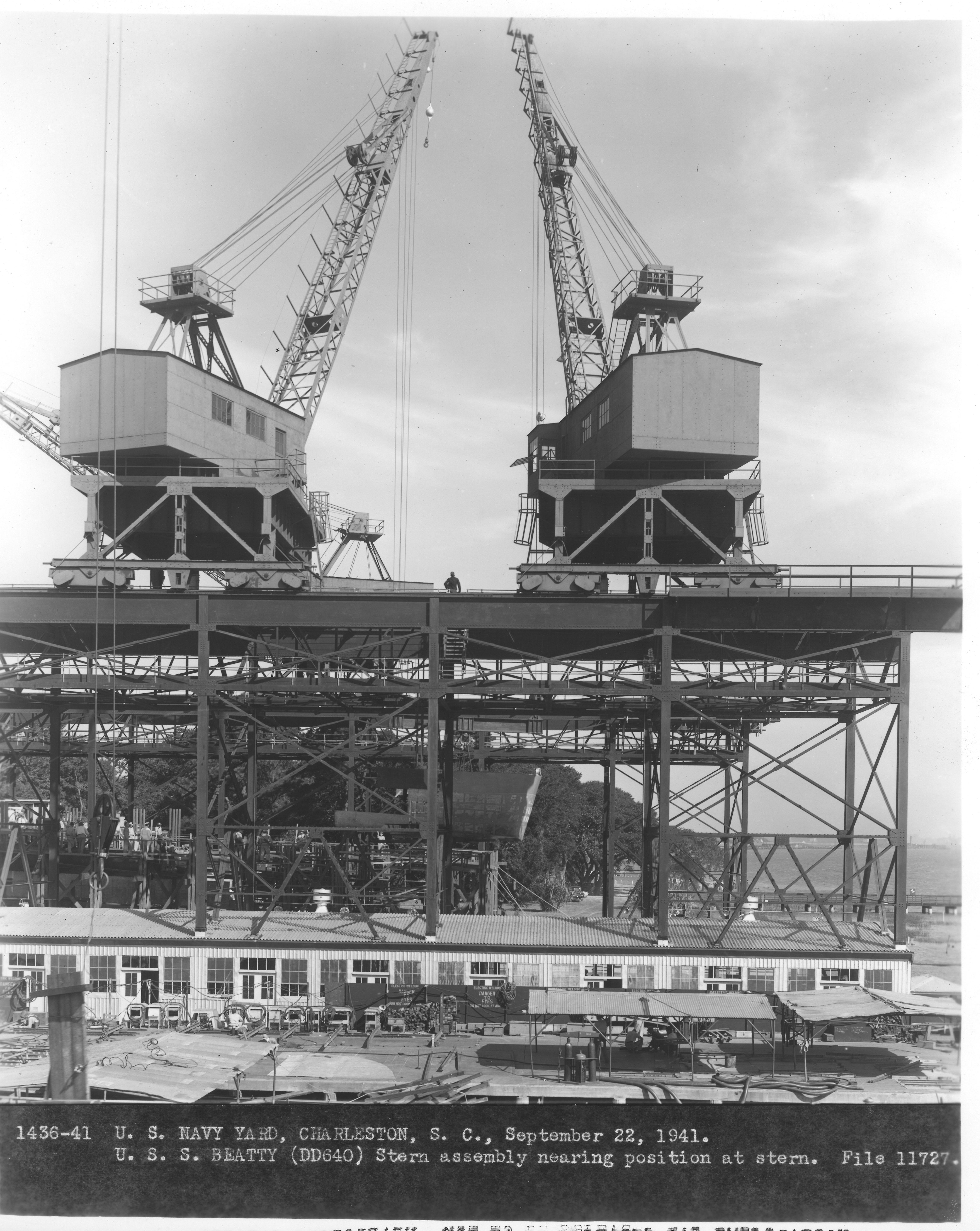 USS Beatty