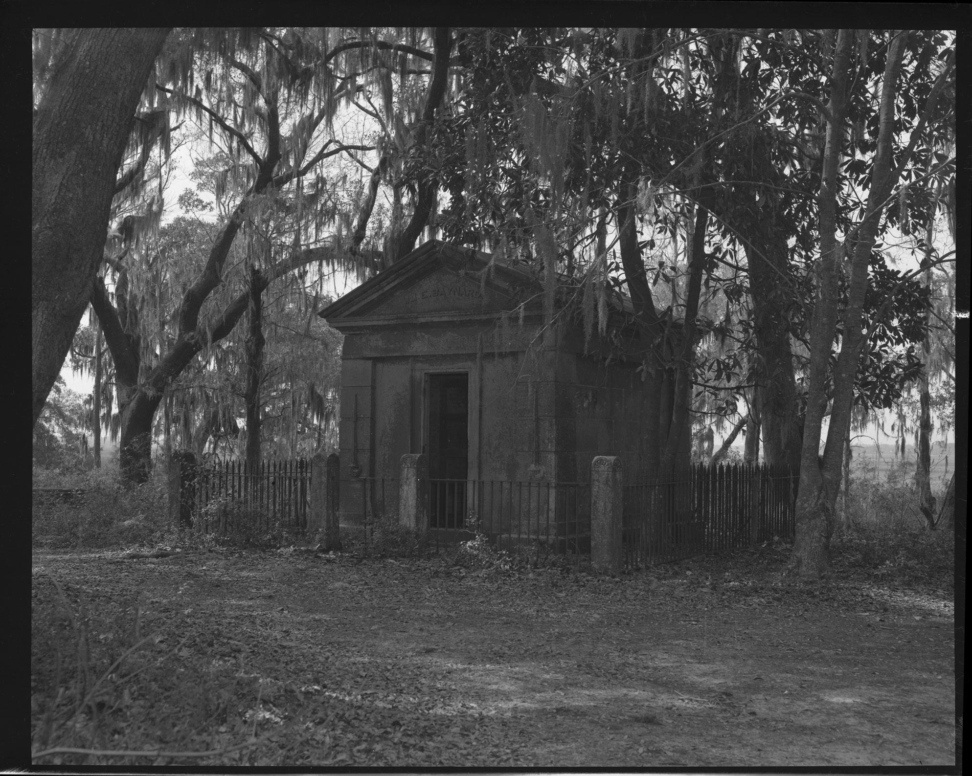 Baynard Mausoleum, Hilton Head Island, SC