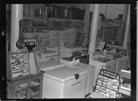 Appliances on display in Fordham Hardware