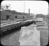 Loading 1400 Tons of Copper on Boat, Houghton, Mich.