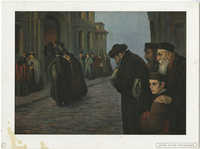 Going to the Synagogue