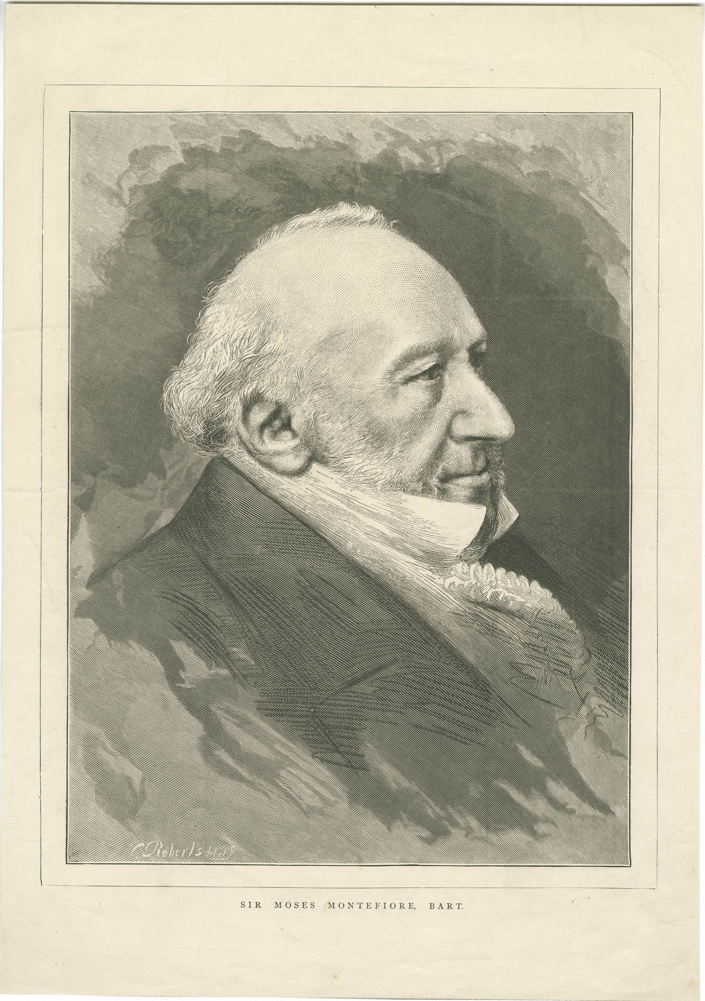 Sir Moses Montefiore, Bart.