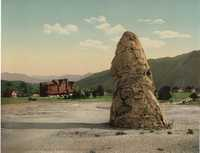 Liberty Cap, Mammoth Hot Springs