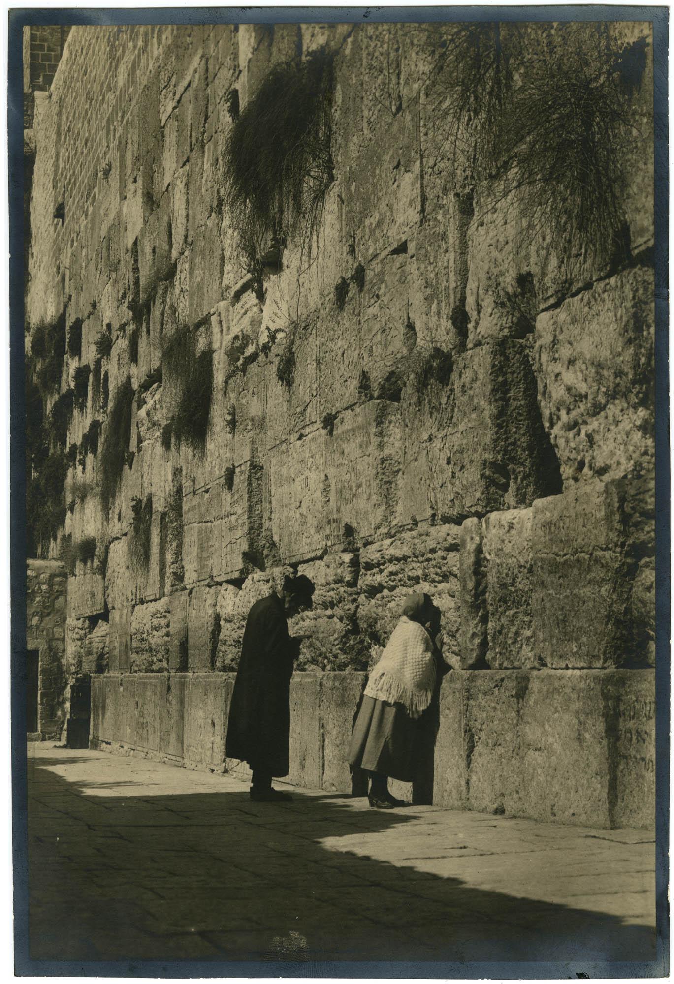 [Western Wall, Jerusalem]
