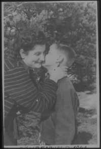 Renee and Michael Fuchs 1946