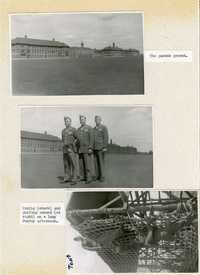 Officer Candidate School, parade ground