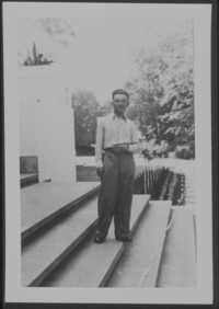 Pincus Kolender's uncle, Saul Kolender 1930s