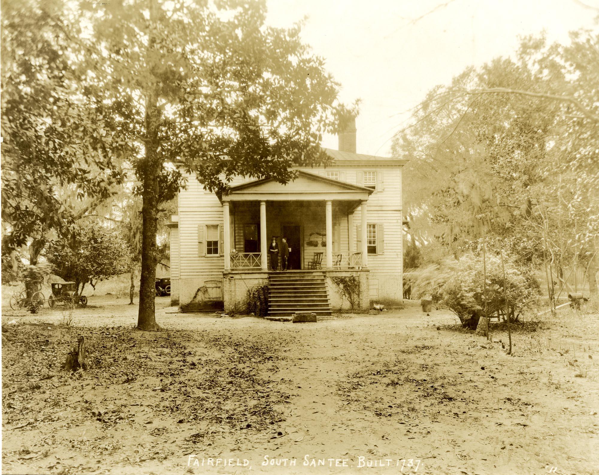 Plantations, Fairfield