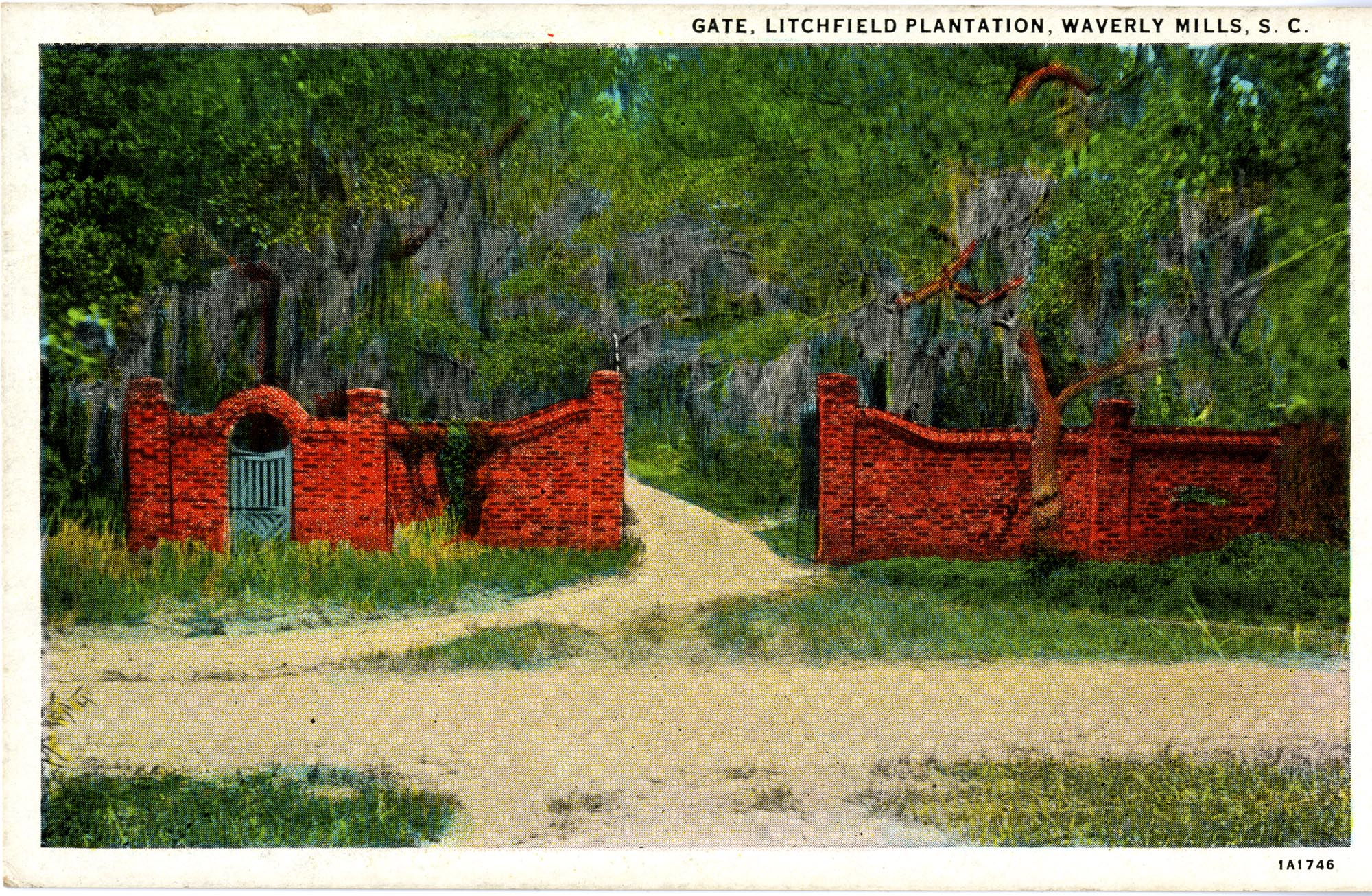 Plantations, Litchfield Plantation
