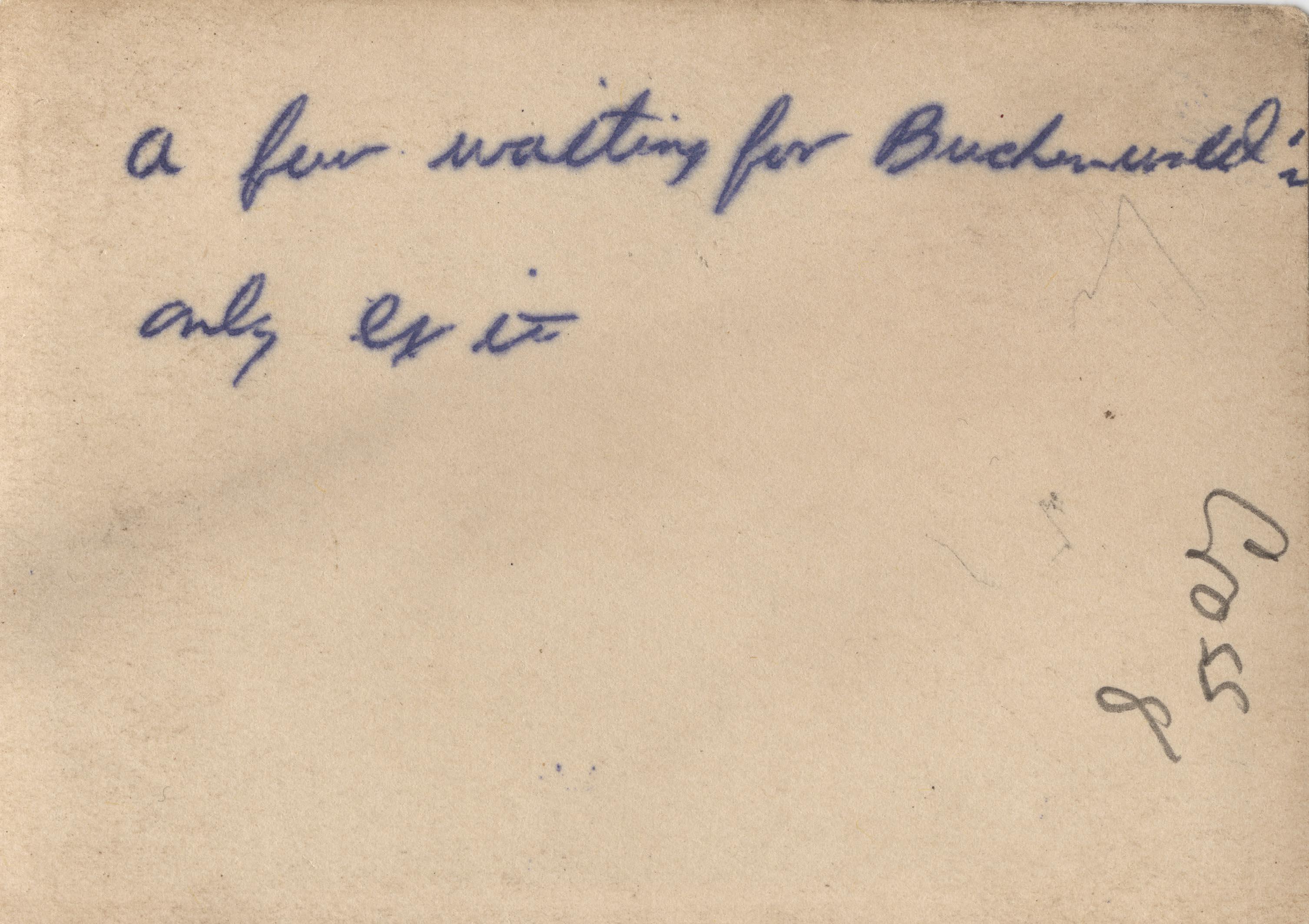 Buchenwald image 08, side 2