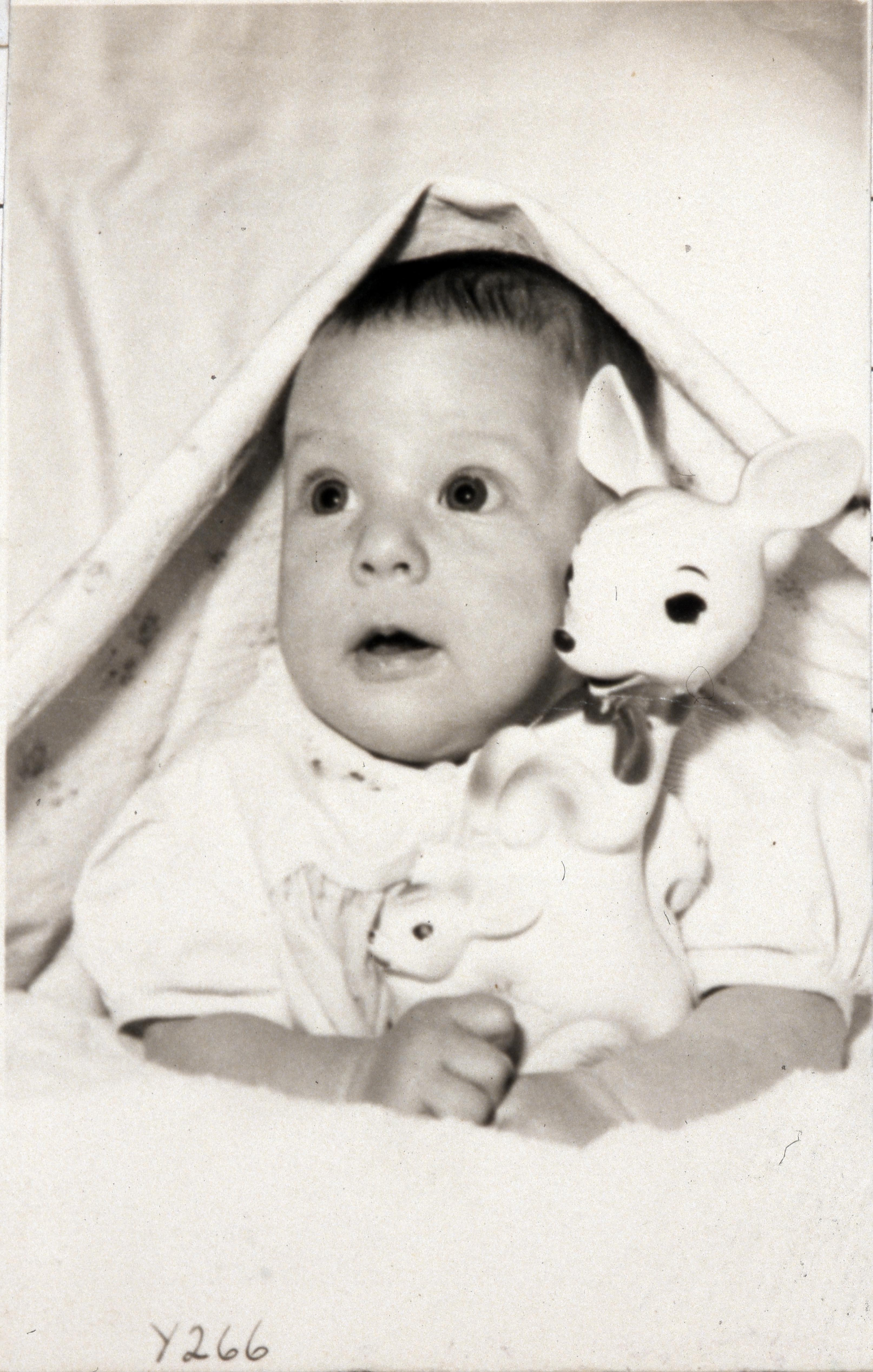 Harry and Erika's daughter, Susan 1961