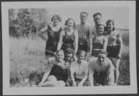 Pincus Kolender family members 1930s