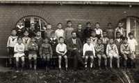 Willy Adler, 2nd grade class 1927
