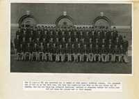 Graduating class, Officer Candidate School