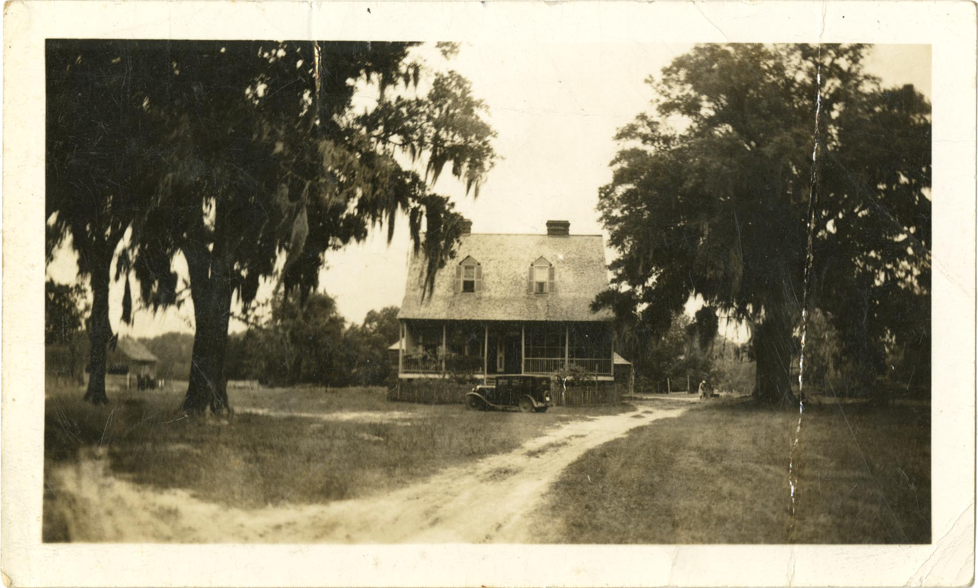 Plantations, Pond Bluff