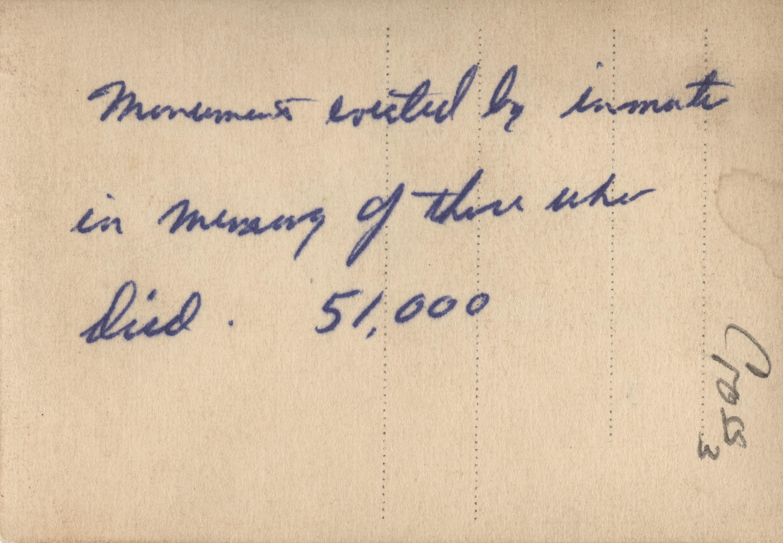 Buchenwald image 03, side 2