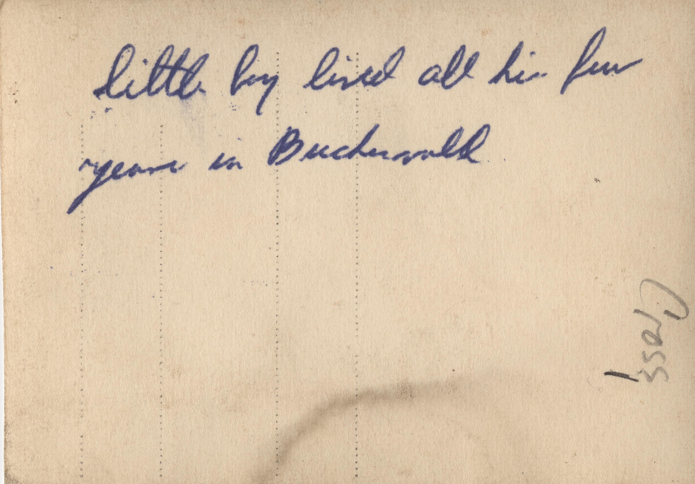 Buchenwald image 01, side 2