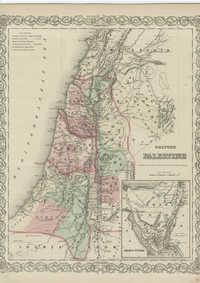 Colton's Palestine